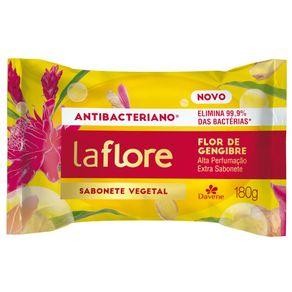 Sabonete Barra Vegetal Antibac La Flore Gengibre  180g - Davene