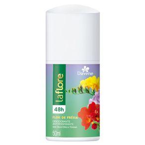 Desodorante Antiperspirante Roll On Frésia La Flore 50ml - Davene