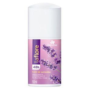 Desodorante Antiperspirante Roll On Lavanda  La Flore 50ml - Davene