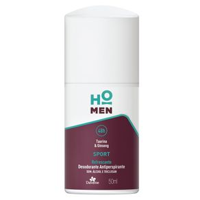Desodorante Antiperspirante Roll On Sport Ho Men 50ml - Davene