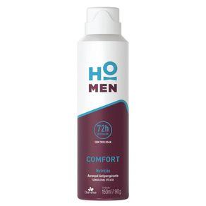 Desodorante Antiperspirante Aerossol Comfort Ho Men 150ml - Davene