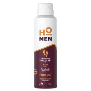 Desodorante Aerossol Para os Pés Protect Ho Men 150ml - Davene