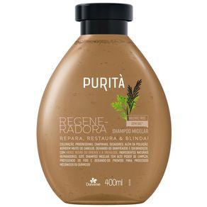 Shampoo Micelar Regeneradora Purità 400ml - Davene