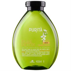 Shampoo Micelar Pure Detox Purità 400ml - Davene