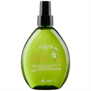 Fluído Micelar Pure Detox Purità 200ml - Davene