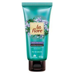 Creme de Mãos Antibac Flor de Alecrim La Flore 65g - Davene