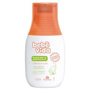 Sabonete Líquido Bebê Vida 200ml - Davene