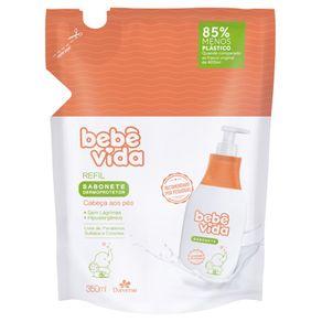 Refil Sabonete Líquido Bebê Vida 350ml - Davene
