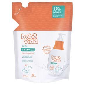 Refil Shampoo Bebê Vida 350ml - Davene