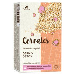 Sabonete Vegetal Cereales Detox 100g - Davene